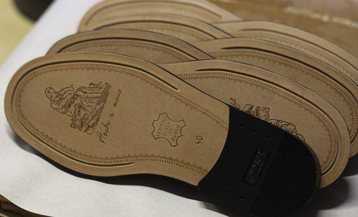Diseño de suelas para calzado