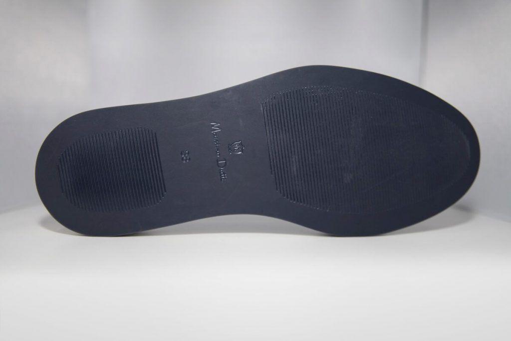 Suelas para el calzado. Fabricación de suelas para calzado