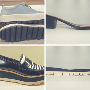 Tipos de suelas de zapatos